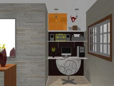 Vista Home office