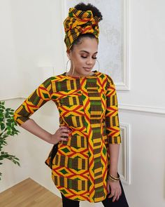 """4,331 Likes, 41 Comments - Grass_fields (@grass_fields) on Instagram: """"This kente top will be available in ALL sizes starting from.UK6/US2 right up to UK24/US20 Retail…"""""""