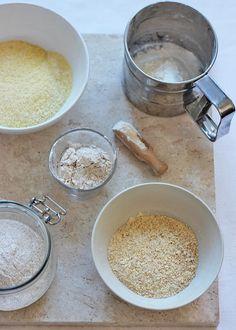 Czy z tej mąki będzie chleb? Polish Recipes, Polish Food, Food And Drink, Breads, Bread Rolls, Polish Food Recipes, Bread, Braided Pigtails, Buns