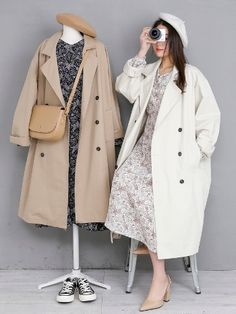 Curvy Girl Outfits, Friends Fashion, Ulzzang Fashion, Korea Fashion, Korean Outfits, Fashion Plates, Aesthetic Clothes, Street Wear, Fashion Dresses