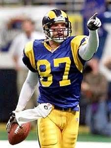 Ricky Proehl - Proehl was a clutch receiver who seemed to always come up with a big play when needed. He played an amazing 17 years!