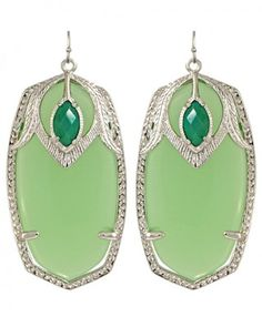 kendra scott earrings have these in black with the matching ring ahhh nordstroms how i love thee!