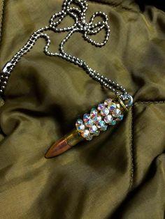 Bullet bling!! @ www.facebook.com/tumbleweedsboutiqueLaGrange