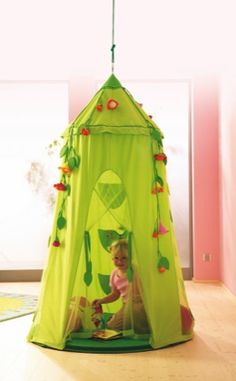 Kids - Toys & games - Cubby houses - HABA Blossom Sky Hangin     #shopping #gifts #Christmas  https://itunes.apple.com/us/app/blisslist-easy-shopping-gifting/id667837070