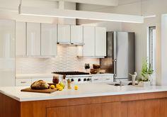 Mid-century Burnett Residence - kitchen