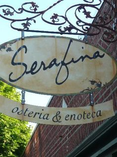 Serafina on East Lake Union in Seattle, WA
