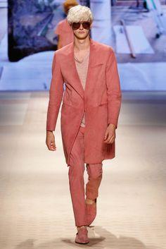 Etro Spring 2016 Menswear Fashion Show