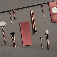 Zoeva Rose Gold