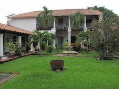 Interior. Museo Inés Mercedes Gómez Álvarez. Guanare. Edo. Portuguesa. Venezuela