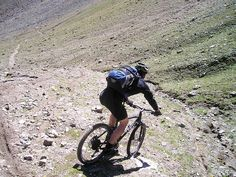 Mountain Biking in Rocky Point, Mexico