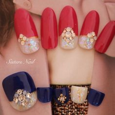 faux nail designs