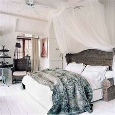 Like how the bed looks and the window nook.  Calm room for reading