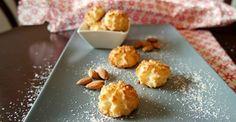 BISCOTTINI AL COCCO #biscotti #ricettebiscotti #biscottialcocco #ricettecocco…