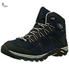 Brütting mount bona high outdoorstiefel 4433103 homme-bleu-taille 39 - Bleu - Bleu marine, 45 EU - Chaussures brtting (*Partner-Link)
