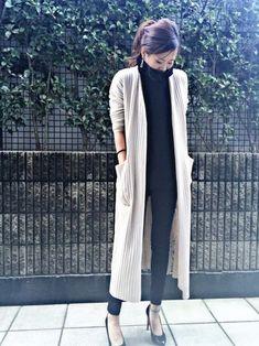 UNIQLOのニット・セーターを使ったitsuka*✧のコーディネートです。WEARはモデル・俳優・ショップスタッフなどの着こなしをチェックできるファッションコーディネートサイトです。