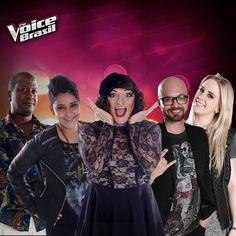 The Voice Brasil, Noite de estréia   Na Globo