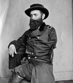 Stephen Joseph McGroarty - At the Battle of Peachtree Creek on July 20, 1864 his left arm was shattered at the elbow by a minié ball in the beginning of the engagement, yet he remained with his men through the fight. He was accustomed to expose his life with the utmost hardihood, and during the war received twenty-three wounds. He was brevetted brigadier-general of volunteers on May 1, 1865