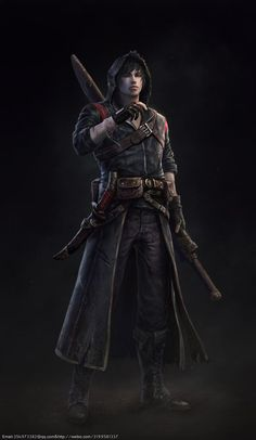 Klewel de Josi. Hijo de Jauken. Usa el arco y la flecha. Tiene 13 años y mide 1,65 mts. Se pinta la piel de negro y con lunares blancos para mostrar su duelo y sed de venganza hacia los gigantes.