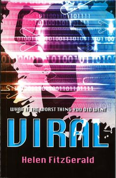 Dutch edition of Viral by Helen FitzGerald, which we just received from F.A. Thorpe