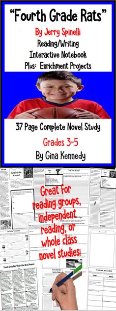 113 Best Jerry Spinelli Activities Images Maniac Magee Primary