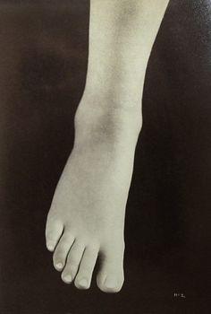 Napoleon Sarony (1821-1896) Virginia Harned Trilby's Foot, 1895