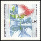 Germany - Postage stamps - 2000-2009