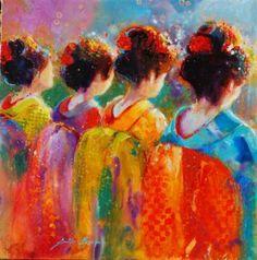 ladies in waiting (81 pieces)