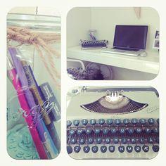 Gleder meg til skolestart og sene kvelder på hjemmekontoret #hjemmekontorboka2012 #homework#office#macbook#old#bling - @ftjasser- #webstagram