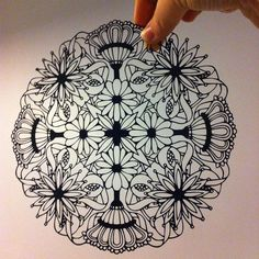 Hey, I found this really awesome Etsy listing at https://www.etsy.com/listing/215647019/spring-dawn-mandala-papercutting