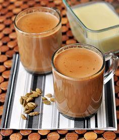 Chai A Milk Tea | Via http://recipesboard.net | #recipe #drinks