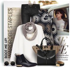 """alone"" by bynoor on Polyvore"