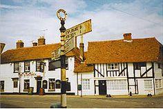 Marden, Kent, England. 1406-1378 Tylden