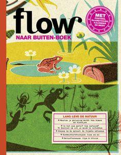 Flow Naar buiten-boek