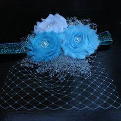 Frozen Headband elsa headband elsa accessory by BloomsNBugs, $15.00