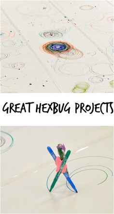 Brilliant Hexbug Projects