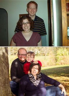 Jason and Allison met at Rochester College and were married on August 14, 2004.