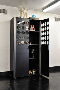 Curieux Cabinet | Vintage Industrial Furniture