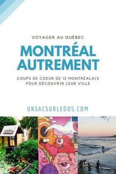 12 blogueurs montréalais (ou ayant vécu à Montréal) à nous partager leurs coups de cœur et leur regard sur leur ville ! Plein de bons conseils à garder en tête pour une prochaine visite de la ville. Au programme : des idées d'activités insolites, sportives et culturelles, des évènements et festivals à ne pas manquer, des bonnes adresses gourmandes, mais aussi pour se poser le temps d'un café ou se balader. -- voyage, Québec, Canada, Amérique du Nord, blog, inside tips, citytrip