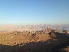 Negev Desert Israël.