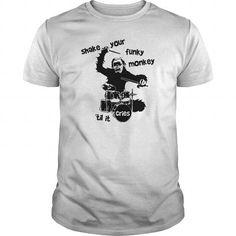 #tshirtsport.com #besttshirt # Shake Your Funky Monkey Black   Shake Your Funky Monkey Black  T-shirt & hoodies See more tshirt here: http://tshirtsport.com/