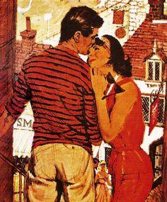 '60s Romance ~ John Hazeltine