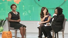 "Actress Viola Davis visited ""The View"" to talk about her new ABC show ""How to Get Away with Murder.""  Viola plays Annalise Keating who Rosie Perez describes as intelligent, fierce and sexy. Viola also addressed the recent article in The New York Times that referred to Shonda Rhimes' characters as angry black women and stated Viola is not ""classically beautiful"".  Watch Viola's interview with Whoopi and Rosie Perez below:"