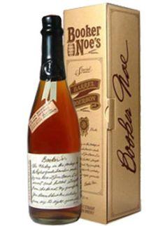 Booker's Small Batch Kentucky Straight Bourbon Whiskey