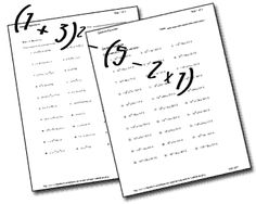 6 6 function operations worksheet answers form g