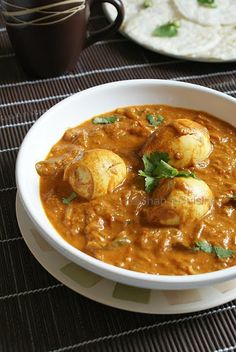 Shab's Cuisine: Mutta Roast/ Egg Roast (A simple Kerala Style Egg Curry)
