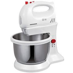 Heinner - Mixer Cu Bol Heinner Hmbr-300W, Bol Rotativ Din Inox, 300W,3.4L, Alb - Incolor Kitchen Aid Mixer, Kitchen Appliances, Fashion, Diy Kitchen Appliances, Moda, Home Appliances, Fashion Styles, Kitchen Gadgets, Fashion Illustrations