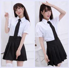 2017 Anime Love Live School Uniform Halloween Japanese Student Cosplay Costume Female Lolita Maid Dress Girls School Uniforms  https://www.aliexpress.com/item/2015-Anime-Love-Live-School-Idol-Project-Minami-Kotori-Cosplay-Costume-Women-Sweet-Candy-Lolita-Maid/32439448529.html