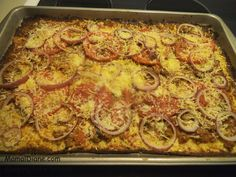cauliflower pizza crust 017
