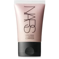 NARS Illuminator (£23) ❤ liked on Polyvore featuring beauty products, makeup, beauty, fillers, cosmetics, pink fillers, magazine and nars cosmetics