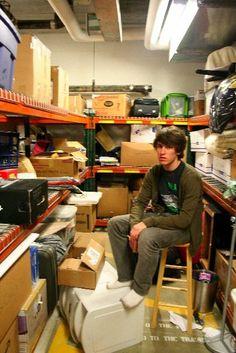 Blaine, 2008.